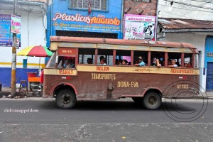 IQUITOS, transport
